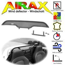AIRAX Windschott Wind deflector für Chrysler Crossfire Roadster Bj.2004 – 2008
