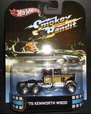 Hot Wheels 2014 Retro Entertainment Smokey and the Bandit 1975 Kenworth W900