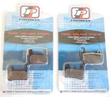 4 PLAQUETTES DE FREINS PROMAX POUR SHIMANO XT BR-M765- SRAM  NEUF ( disk brake )
