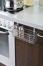 Tür Regal Slim, Einhängekorb für Küche und Bad etc, Putzmittelregal, Gewürzregal