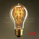 Regulable E27 E14 2W/4W/6W/8W/40W LED Vintage Edison Bombilla Filamento Lámpara