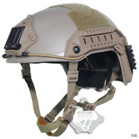 FMA maritime Tactical Protective Helmet ABS For Airsoft Paintball TB836 BK/DE/FG
