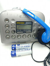 More details for sony walkman wm-fx483 am fm radio personal portable cassette tape player stereo