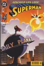Superman #36 Abschied von Lois! Daily Planet 1988 Juni DC