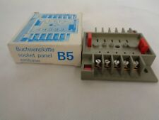 NEW BUCHSENPLATTE B5 SOCKET PANEL EMBASE