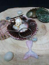 Schlüsselanhänger Taschenbaumler Flosse Meerjungfrau Mermaid Geschenk Idee
