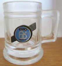 Expo 86,  World's Fair, Vancouver, British Columbia  Mini Stein Shot Glass