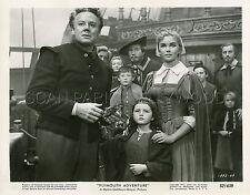 VAN JOHNSON DAWN ADDAMS PLYMOUTH ADVENTURE 1952 VINTAGE PHOTO ORIGINAL #1
