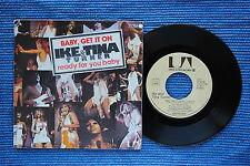 IKE & TINA TURNER / SP UNITED ARTISTS UP 35.766 / 1975 ( F )