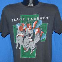 BLACK SABBATH  Tour Short Sleeve Cotton Black Men S-4XL T-Shirt YY160