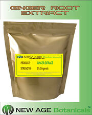 GINGER  ROOT EXTRACT - 5% Gingerols standardised