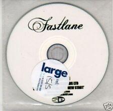 (B626) Fastlane, Eyes Closed - DJ CD