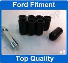 X8 12x1.5 Aleación Rueda Sintonizador frutos de cascara de nuez Para Ford Con Star Clave
