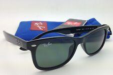Junior Collection Kids Ray-Ban Sunglasses RJ 9052-S 100/71 47-15 Black w/ Green