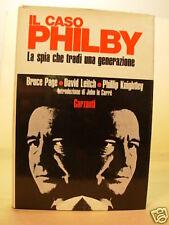 CASO PHILBY - LA SPIA CHE TRADI' UNA GENERAZIONE (F78)