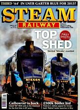 STEAM RAILWAY MAGAZINE - April 27 - May 24 2012