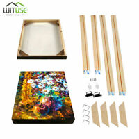 Professional Wooden Frames Canvas Frame Kit For Oil Painting Wall Art Home Decor