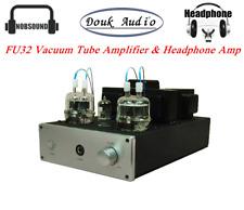 Douk Audio FU32 Vacuum Tube Amplifier HiFi Class A Single-ended Headphone Amp
