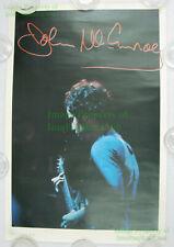 NITF! NIKE Poster ☆ John McEnroe Guitar ☆ Netherland Var. Janeart Arthur Klonsky
