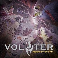 VOLSTER - PERFECT STORM   CD NEW