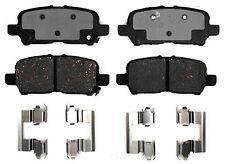 Disc Brake Pad Set fits 2004-2008 Pontiac Grand Prix  ACDELCO PROFESSIONAL BRAKE