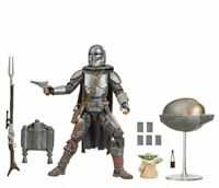 """Star Wars Black Series 6"""" Din Djarin (The Mandalorian) and The Child Deluxe New"""