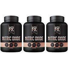 Nitric Oxide Supplements Booster Extreme L-ARGININE 240 Capsules 3000mg 3-PACK