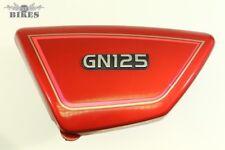 Suzuki gn125 GN 125 nf41a-revêtement latéral gauche pages Couvercle