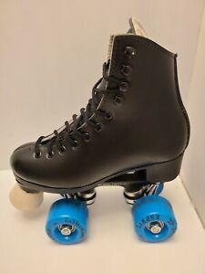 Marathon IV Roller Skates Black Youth Dominion Canada Size 1