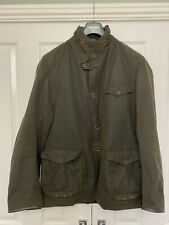 Barbour Commander Skyfall Beacon Sports Wax Jacket