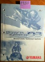 Yamaha 2003 Snowmobile Technical Update Manual Power Launch Canada Version 03