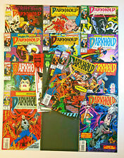 Darkhold #1 to 16 Complete Marvel Comics Lot VF/NM