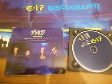 CD Pop East Seventeen E17 East 17 - Thunder Ltd Edit (4 Song) MCD LONDON +Poster