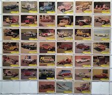 Kustom Cars - Series 2 George Barris 1975 Fleer 39 Sticker Vintage Card Set