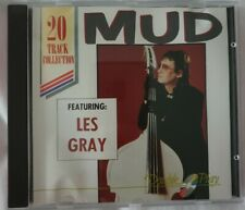 Mud | CD | Feat. Les Gray (20 track collection) UK seller