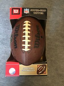 Boxed Wilson American Football Official Size
