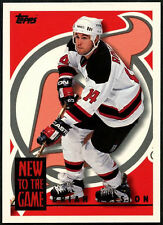 Brian Rolston #13NG Devils Topps New To The Game 1995-6 Ice Hockey Card (C349C)