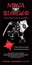 Steve Jackson Games: Ninja Burger game (New)