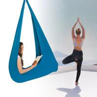Yoga Swing Hammock Yoga Props, Max capacity 100kg, Hanging length Adjustable USA