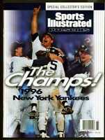 SPORTS ILLUSTRATED THE CHAMPS 1996 NEW YORK YANKEES