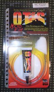 USGI OTIS Technology Breech to Muzzle 9mm -.45 Cal Pistol Cleaning Kit US Mfg