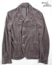 Trajes de hombre grises de 100% algodón