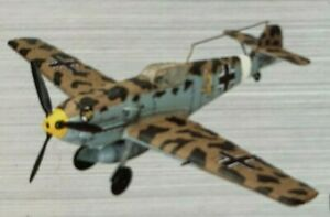 Ultimate Soldier 1:32 Messerschmitt ME-109E-4 Plane 32XW 1/32 2004, NIB