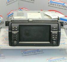 BMW 3 Series Sat Nav Radio Stereo Coupe Convertible LCI E46 6934409 S5C4