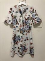 LOVER The Label | Sz Aus 8 | Scuba Dress | Floral
