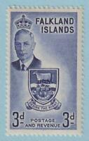 FALKLAND ISLANDS 111  MINT NEVER HINGED OG ** NO FAULTS EXTRA FINE!