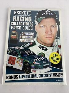 Beckett Racing Collectibles Price Guide Annual  2008 Dale Earnhardt JR