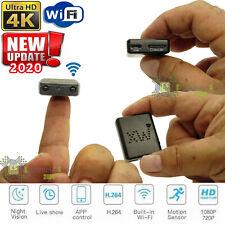 Mini Telecamera spia di sorveglianza wifi ip infrarossi micro camera nascosta hd