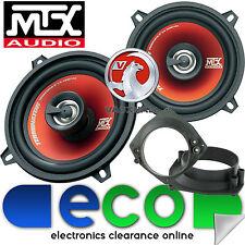 Vauxhall Corsa 2000 - 2006 MTX C 5.25 pulgadas 400 Watts 2 vías altavoces traseros Escotilla