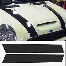 SINGLE COLOUR BONNET STRIPES FOR BMW MINI (stripes/decals/stickers/graphics)